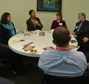 Grantmakers at the table