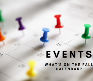 """calendar """"pinned"""" with multiple events"""