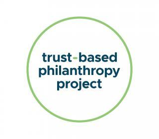 The Trust-based Philanthropy Project logo.